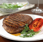 Boneless USDA Choice Rib Eye Steak