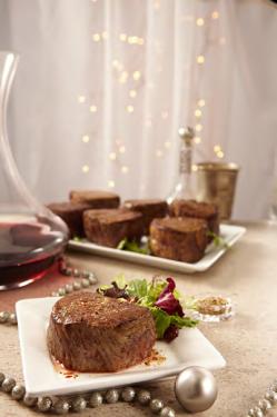 Holiday Steak Dinner