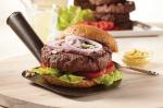 USDA Prime Steak Burger