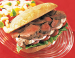 USDA Prime Strip Sandwich