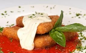 Marvelous Mozzarella Sticks