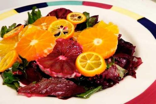 Spring Salads to Serve with Steak