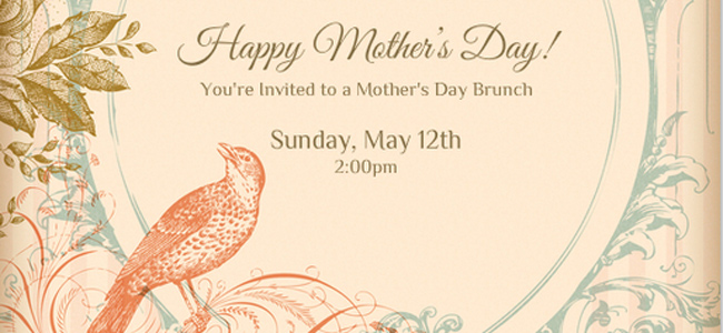 how to set up a mother s day brunch at home stock yards