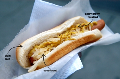 New York Style Hot Dogs