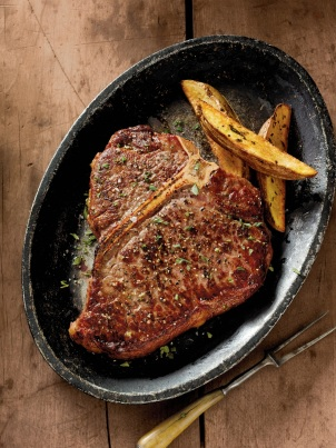 SY Porterhouse Pan-Fried Steak