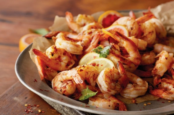 SY Jumbo Shrimp Nat'l Seafood Month