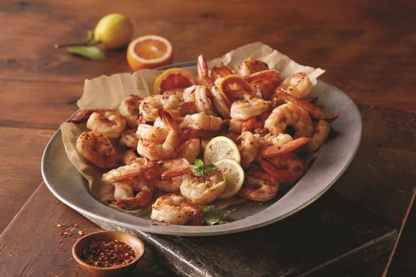 SY Jumbo Shrimp Plate